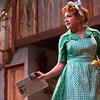 """Carol Halstead performs """"Noises Off"""" in Bratton Theater on June 29, 2017. """"Noises Off"""" is a play within a play, and it kicks off the 2017 CTC season at 8:00 PM on June 30, 2017. CAM BUKER/STAFF PHOTOGRAPHER"""