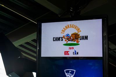 Cam Newton's 8th Annual Thanksgiving Jam at TopGolf 11-25-19 by Jon Strayhorn