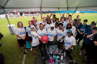 Cam Newton's 5th Annual Kickin It With Cam Kickball Tourney @ BOFA Stadium 5-10-19 by Jon Strayhorn