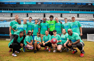 Cam Newton's 5th Annual Kickin It With Cam Kickball Tourney @ BOFA Stadium 5-10-19 by Jon Strayhorn