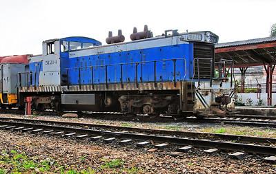Ferrocarriles de Cuba ex-CN  GMD1, Camagüey, Cuba