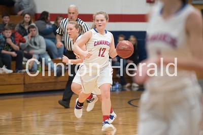 Camanche Basketball 12-9-16