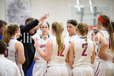 Camanche High School Basketball 11-29-16