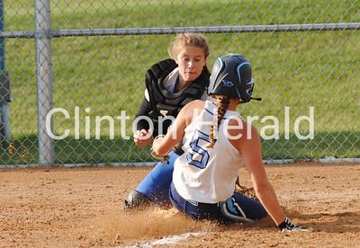 Camanche at Northeast baseball/softball 6-29-17