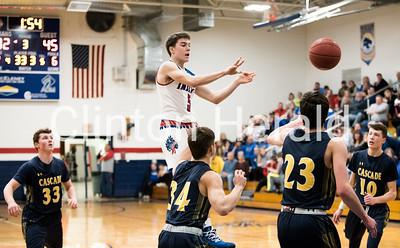 Camanche basketball 1-23-18