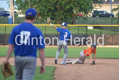 Camanche vs Easton Valley baseball 6-12-18