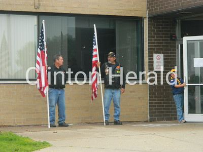 5-27-2013 Camanche Memorial Day Ceremony