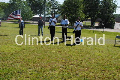 6-14-14 Camanche Flag Day event