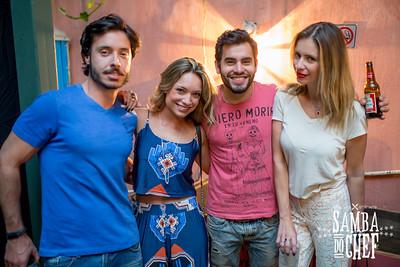 Samba do Chef - 10.05.2015