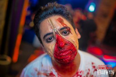 Camarim Secreto Halloween - 31.10