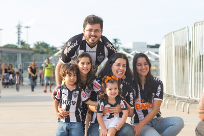 Mineirão - Tribuna - 08.05.2016