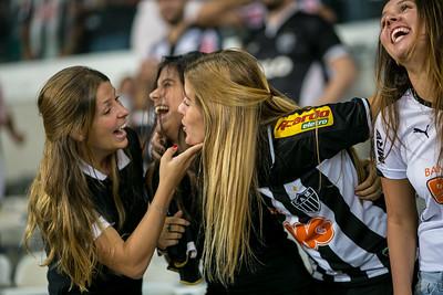 Tribuna - Atletico x Melgar