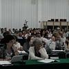 """Cancún Messe: Sala llena en el side event """"Biodiversidad y cambio climático: Percepciones regionales en REDD  y gobernabilidad de bosques en la cuenca amazónica"""", organizado por IDESAM y FFLA."""