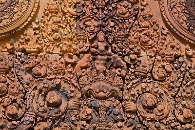 Indra on three headed elephant