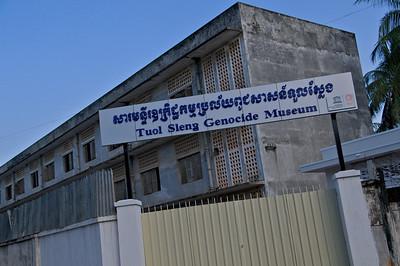 Tuol Sleng, S-21