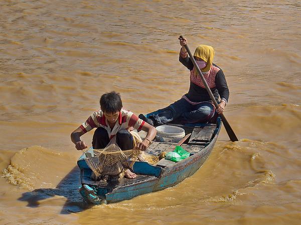 Fihsing, Tonle Sap