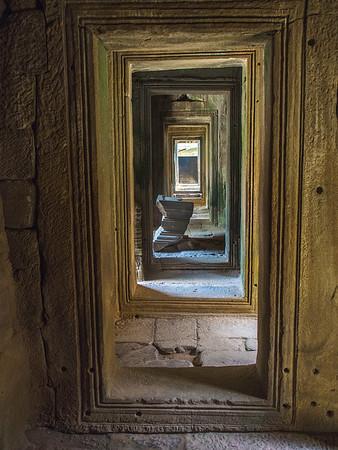 Doors within doors.