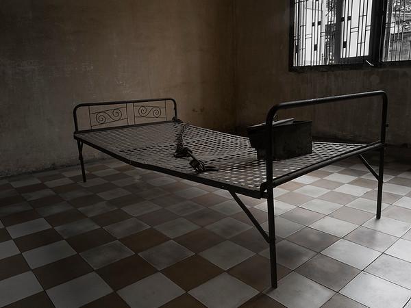 Torture Room, S21, Phnom Pehn