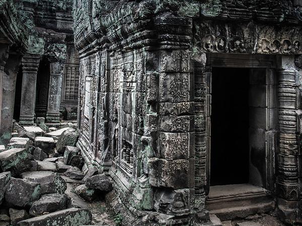 Room, Angkor Wat