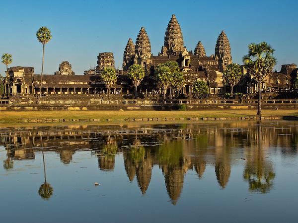Angkor Wat - Sunset