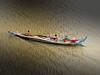 Fishing Boat, Mekong River