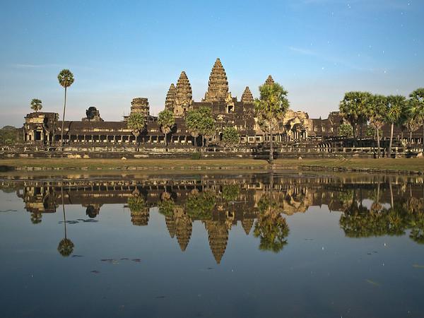 Morning, Angkor Wat