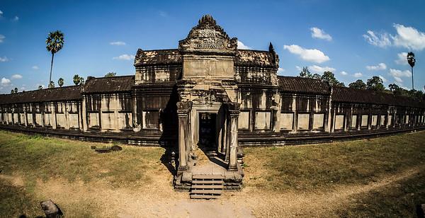 Panorama, Angkor Wat