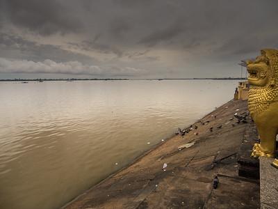 Cambodia Mekong River