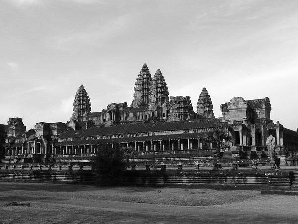 Cambodia 2008: Siem Riep and Angkor temples