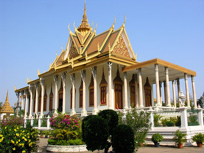 Cambodia: Phnom Penh: National Palace 2005