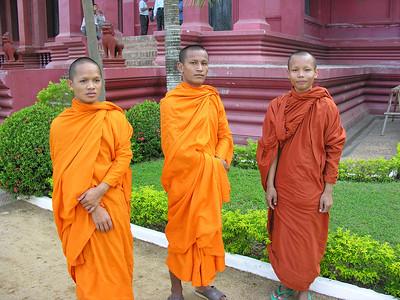 Cambodia: Phnom Penh: National Museum 2005