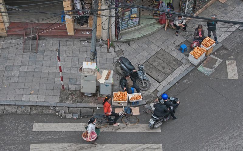 Street View Hanoi