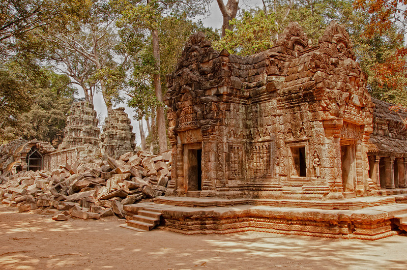 ankhor wat temples