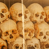 Memorial killing fields ,cambodia
