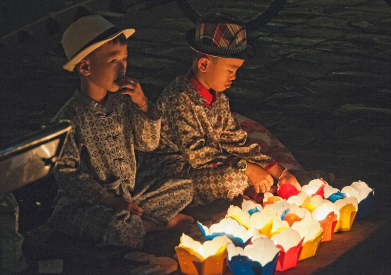 Water Lantern Sellers