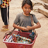 Street Seller Cambodia