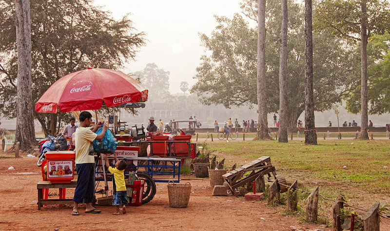 Morning Life Cambodia