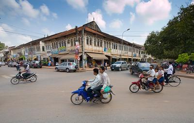 Путешествие Олега Ткачева по Камбодже