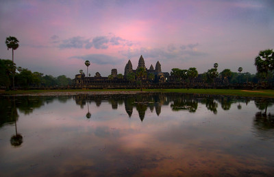 Angkor Wat and Beng Melea