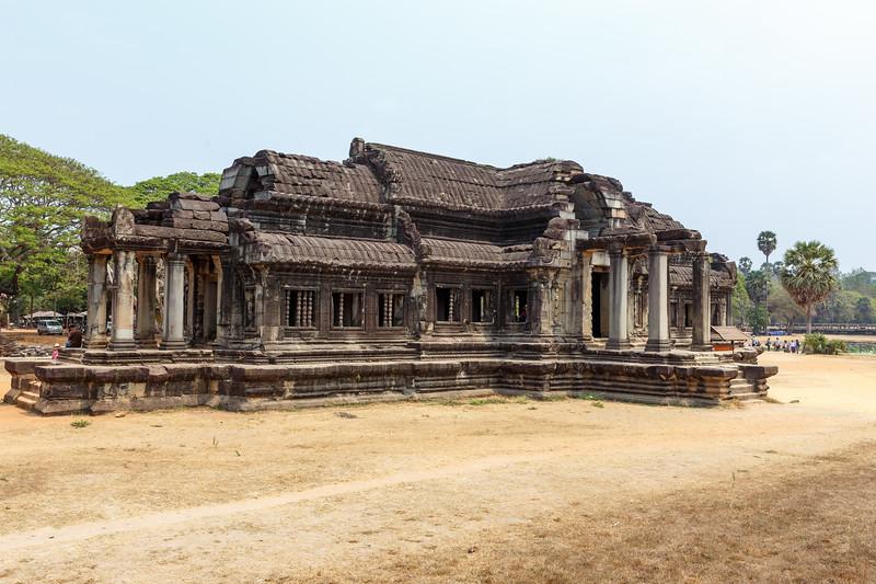 Angkor Wat - North Library