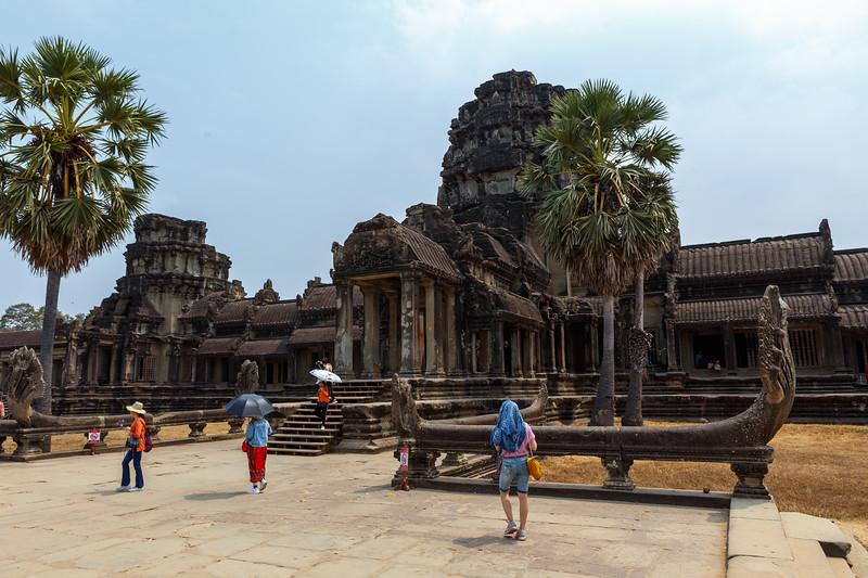 Angkor Wat - Gopura