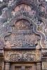 Story telling Banteay Srei pediment