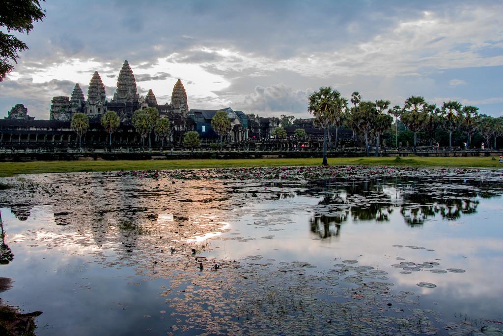 Angkor Wat, Cambodia: A Brief Guide, image copyright Esin Ustun