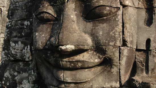 Angkor Wat From Bangkok, image copyright Chris Mitchell