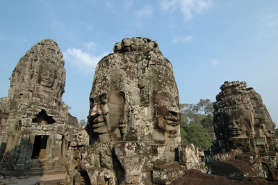 A Quick History Of Angkor, image copyright Chris Mitchell