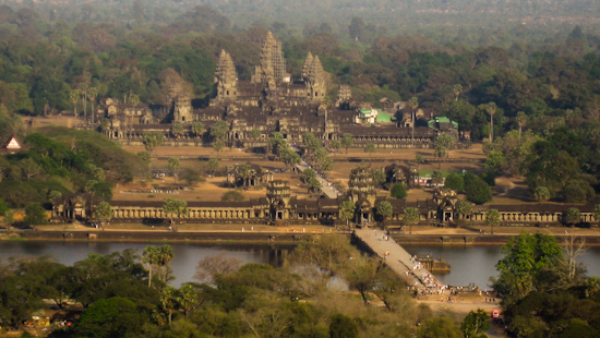 Essential Angkor Temples, image copyright Chris Mitchell