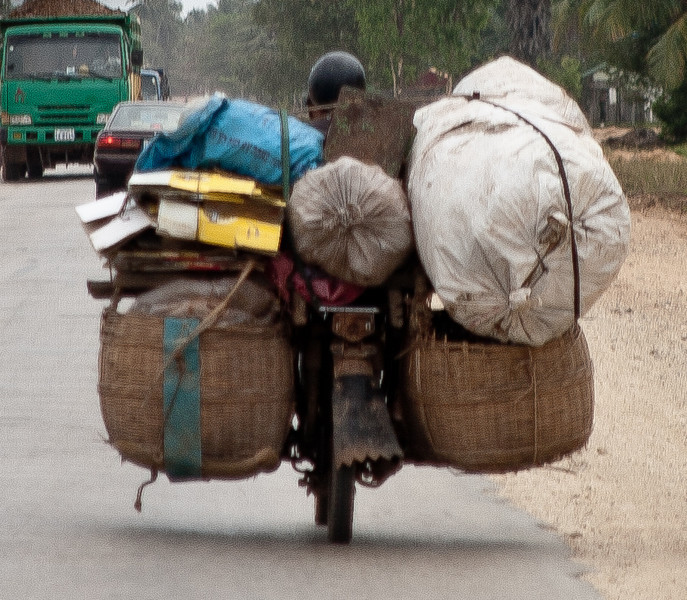 Cambodia's version of fedex
