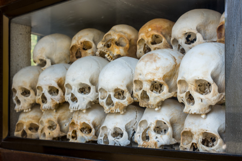 Choeung Ek - The Killing Fields