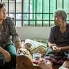 Arng Yon and Vanna
