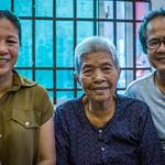 Srey Toch, Arng Yon and Sarath